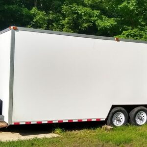 2015 20' Enclosed Cargo Trailer